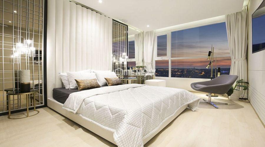 Tầm nhìn đô thị tại phòng ngủ Master Astral City