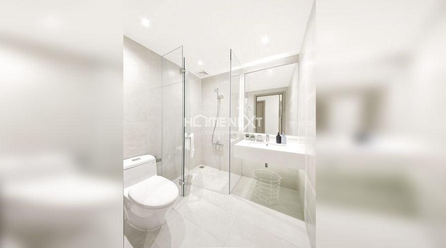 Phòng tắm thiết kế đơn giản