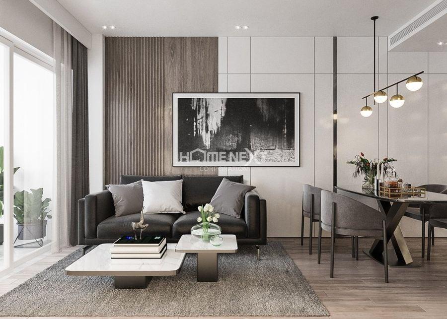 Nhà mẫu dự án Tecco Felice Homes Thuận An
