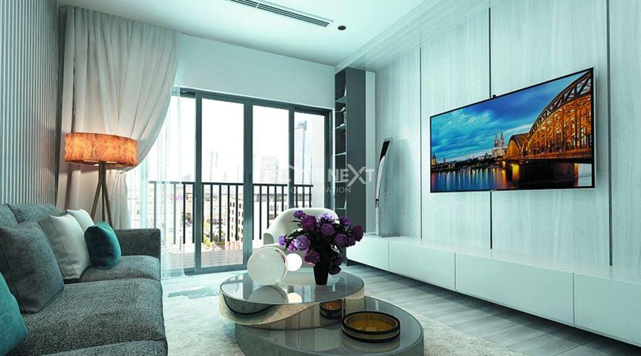nhà mẫu Tecco Home An Phú