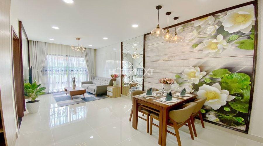 Nhà mẫu 2 phòng ngủ tại Minh Quốc Plaza