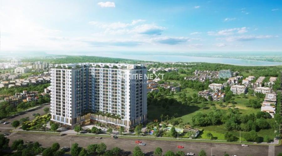 dự án căn hộ Rivana Vĩnh Phú