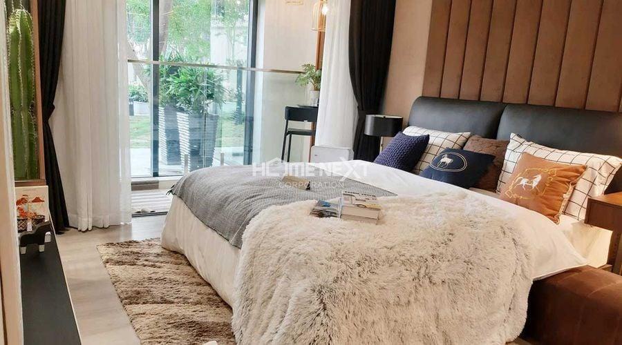 Phòng ngủ master của dự án Astral City