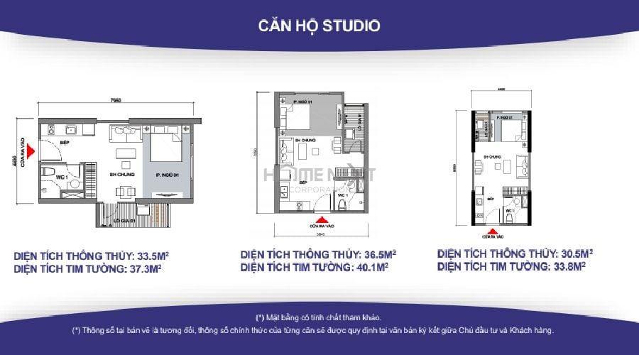 căn hộ studio vinhomes quận 9