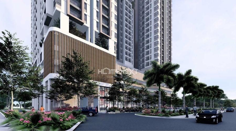 thiết kế sảnh trung tâm thương mại tại emerald bình dươngthiết kế sảnh trung tâm thương mại tại emerald bình dương