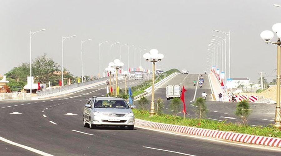 Cầu Phú Long nối liền thành phố Hồ Chí Minh - Bình Dương
