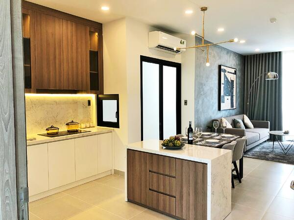 xu hướng gia tăng của các căn hộ nhỏ và siêu nhỏ