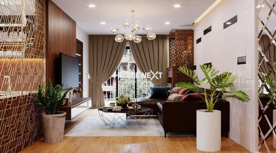 Chọn các loại cây hợp với phong thủy phòng khách chung cư