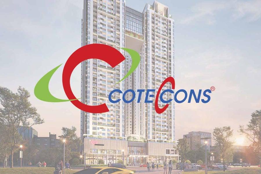 Nhà thầu xây dựng Coteccons