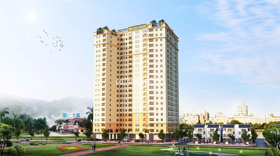 Dự án căn hộ Tecco Tower Bình Dương