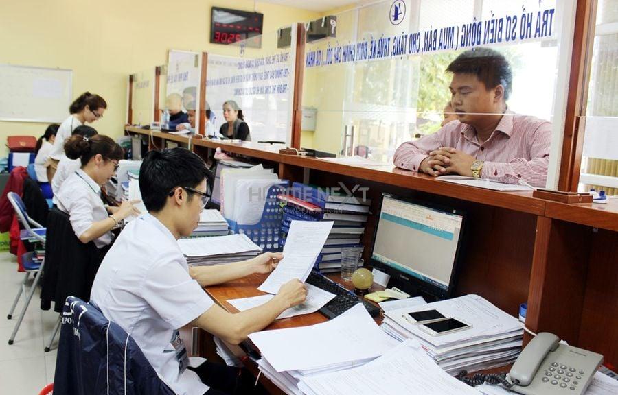 Cơ quan tiếp nhận và trả hồ sơ xin giấy phép xây dựng