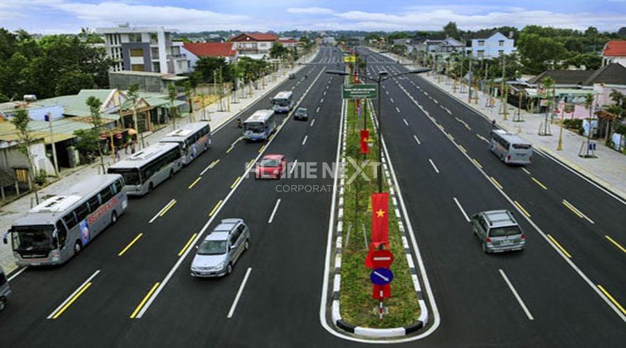 Hệ thống cơ sở hạ tầng giao thông ở Bình Dương