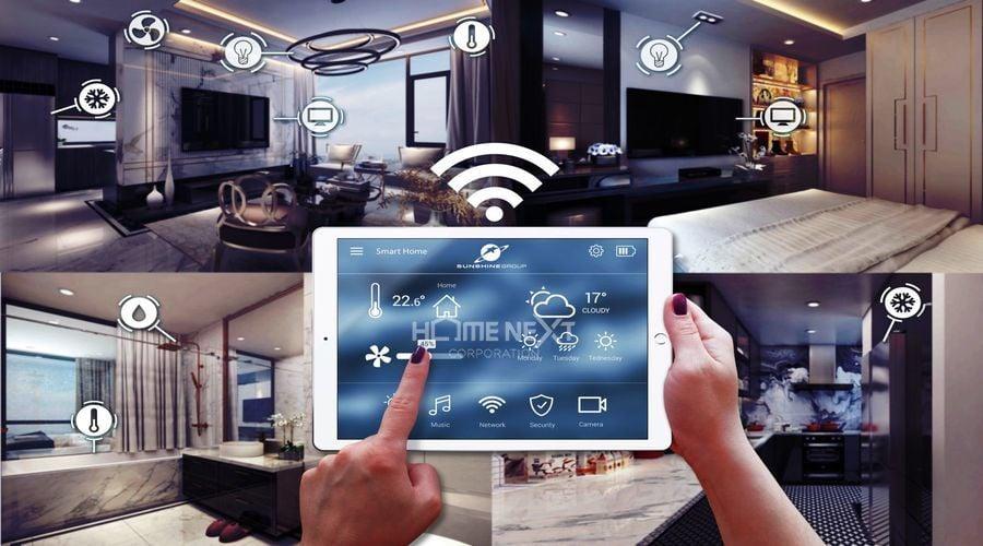 công nghệ smart home