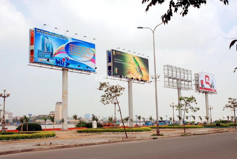 Công trình quảng cáo