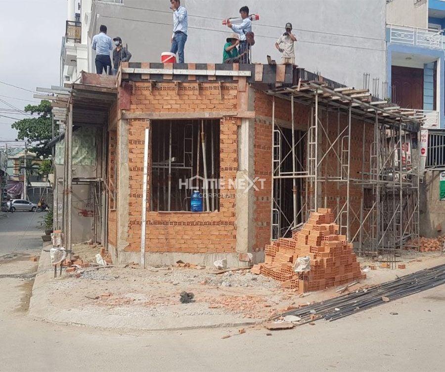 Công trình xây dựng nhà ở riêng lẻ