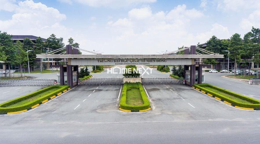 Trường Đại học Quốc tế Miền Đông, thành phố Bình Dương