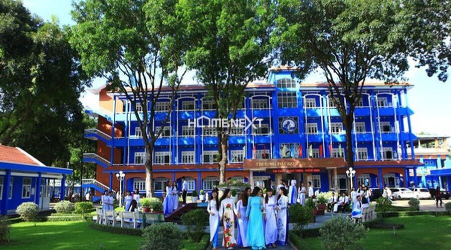 Trường Đại học Thủ Dầu Một, Phú Hòa, Bình Dương