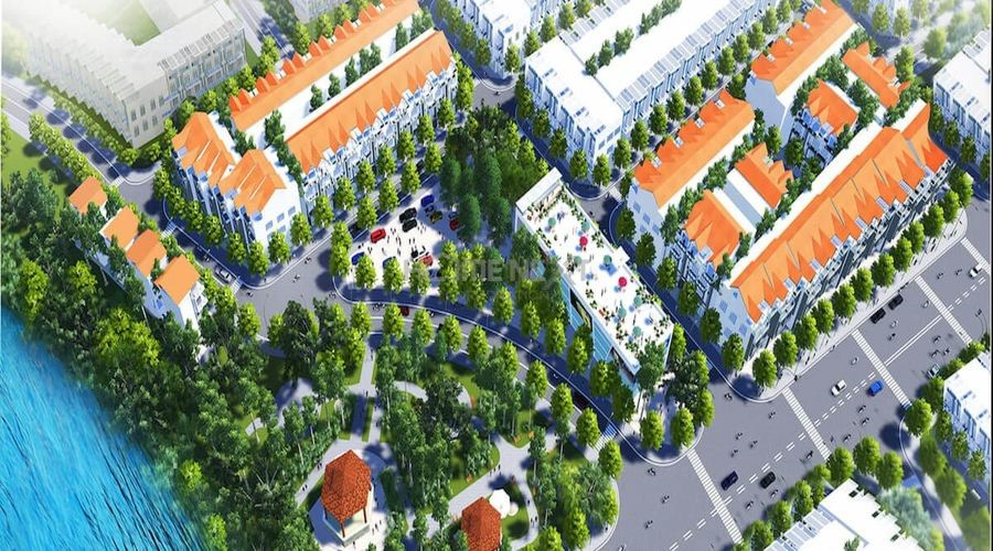 Dự án biệt thự nhà phố liên kế River View