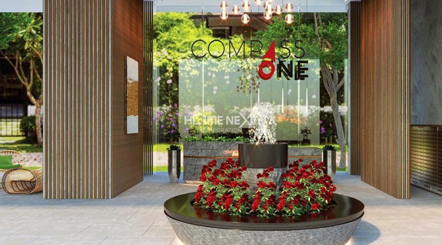 Đại sảnh La Vie Rose tuyệt đẹp tại Compass One