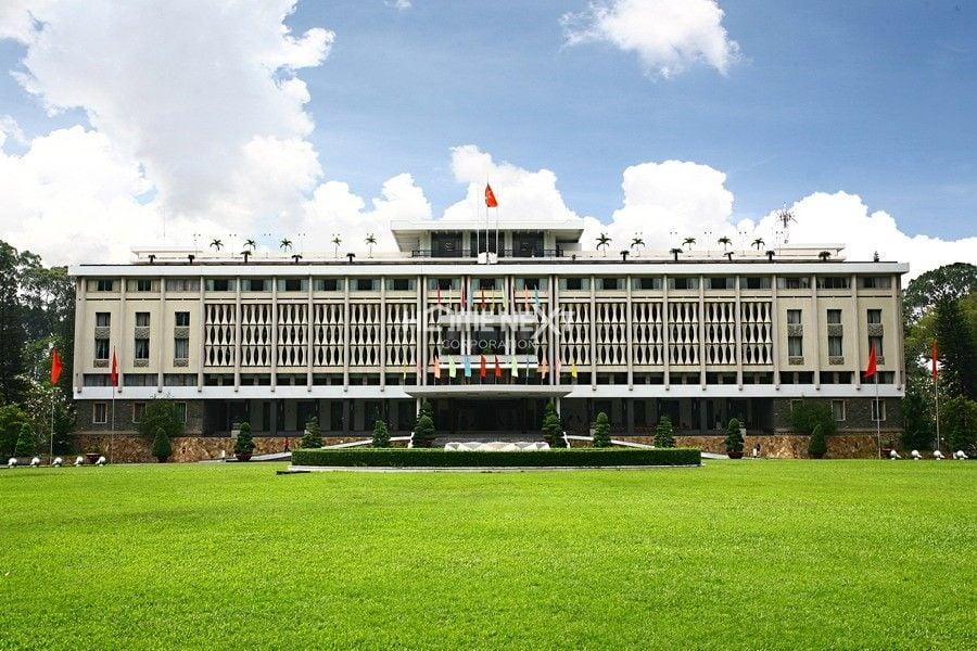 Dinh Độc Lập Thành Phố Hồ Chí Minh