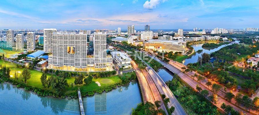 Khu đô thị Phú Mỹ Hưng ở hiện tại