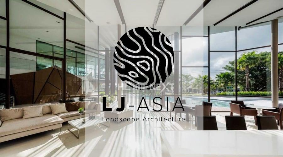 Đơn vị thiết kế cảnh quan LJ ASIA
