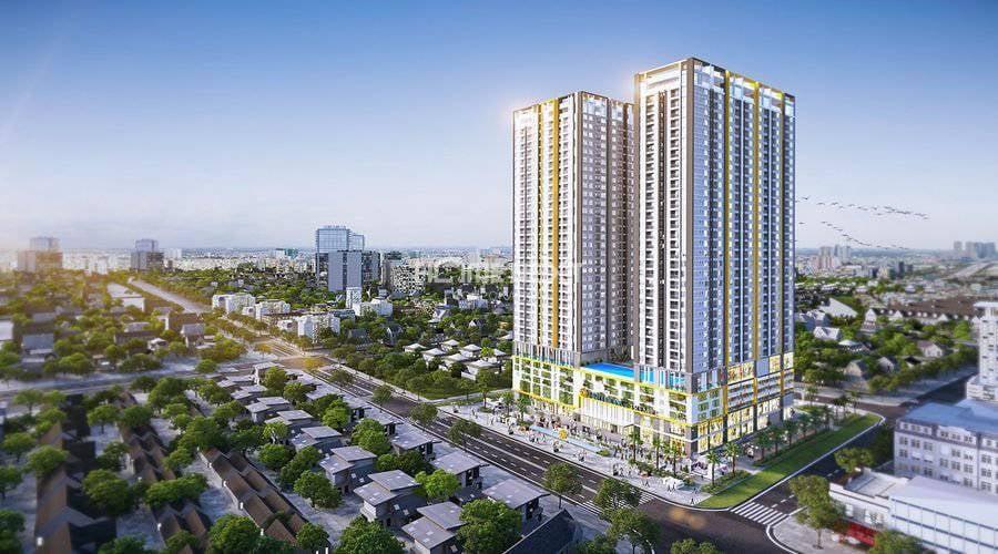 Dự án căn hộ Phú Đông Garden Dĩ An, Bình Dương