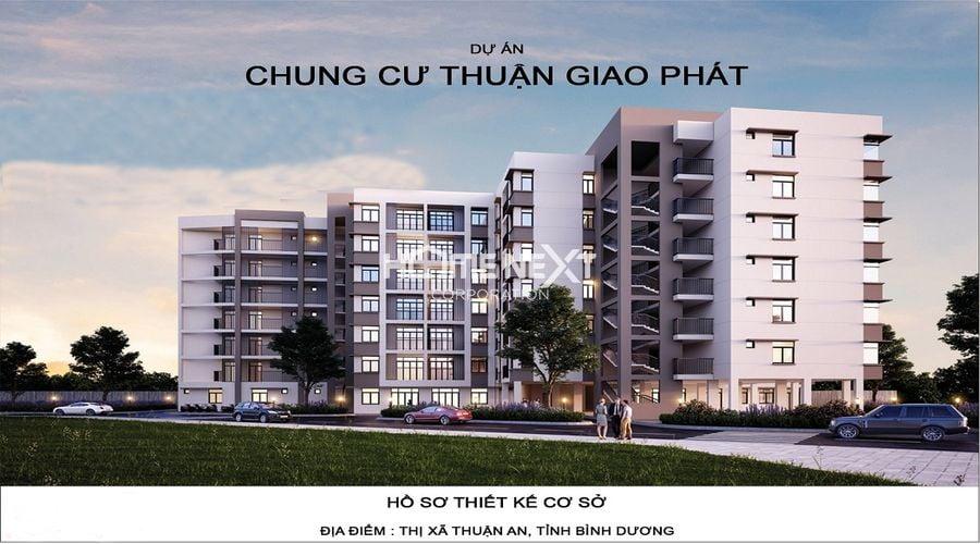 Dự án căn hộ Thuận Giao Phát