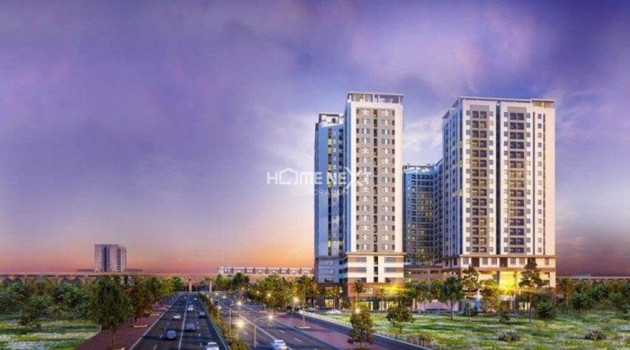 Các dự án chung cư đều sở hữu những vị trí nổi bật