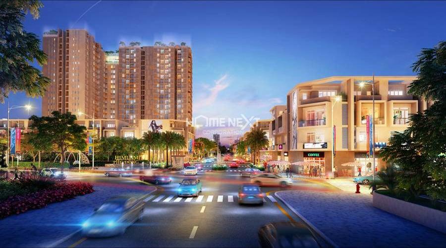 dự án khu dân cư Tân Đông Hiệp 2
