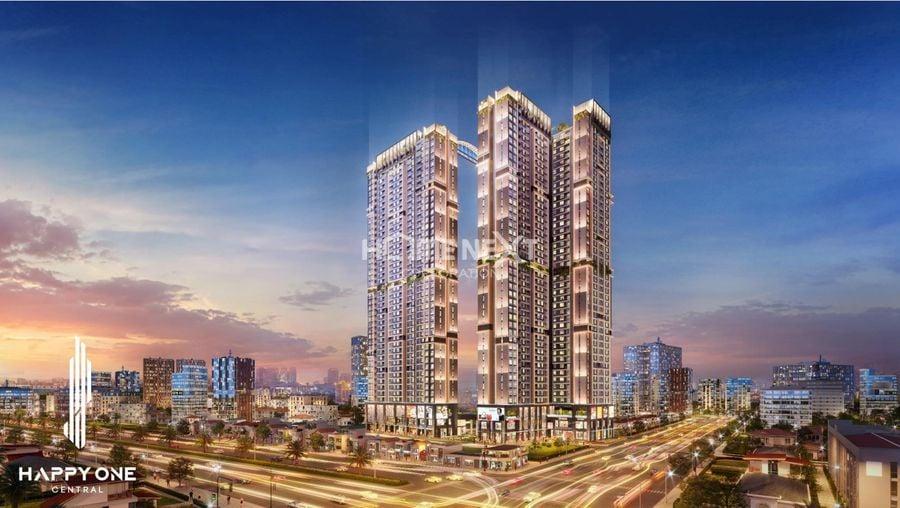 dự án Happy One Central triển khai giai đoạn mới, với mức giá chỉ từ 1,76 tỷ/căn 1 phòng ngủ