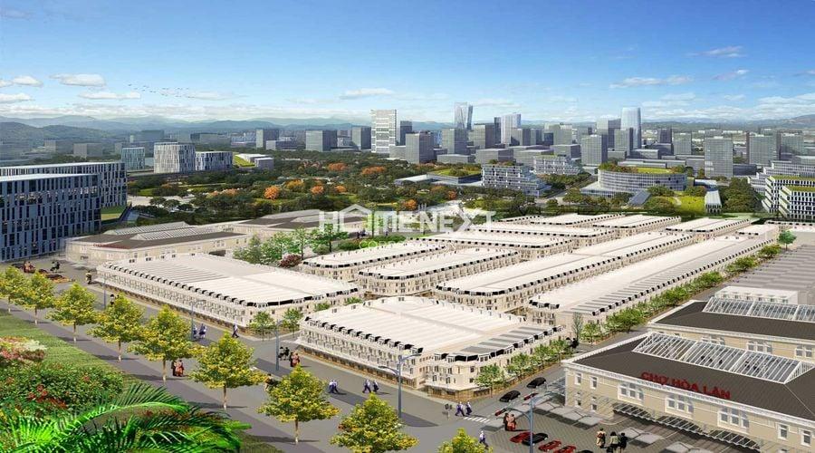 Dự án khu nhà ở thương mại Phú Hồng Phát