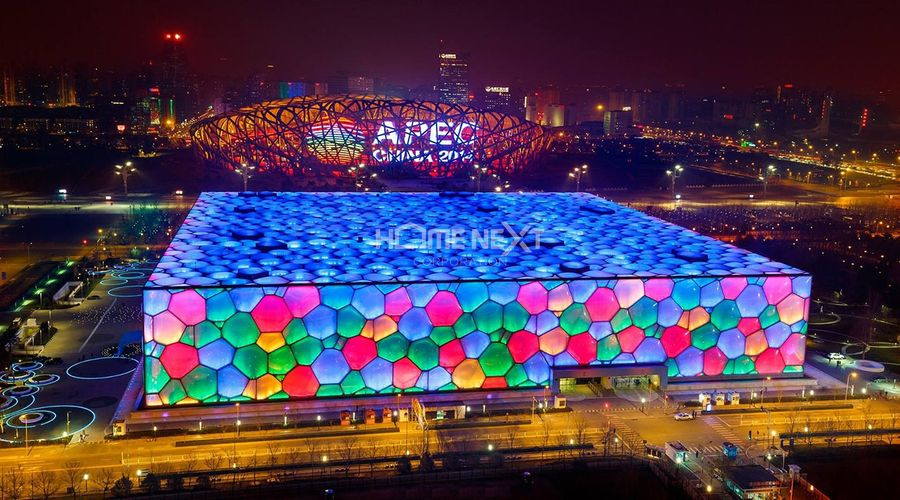 Dự án Water Cube (Trung Quốc)