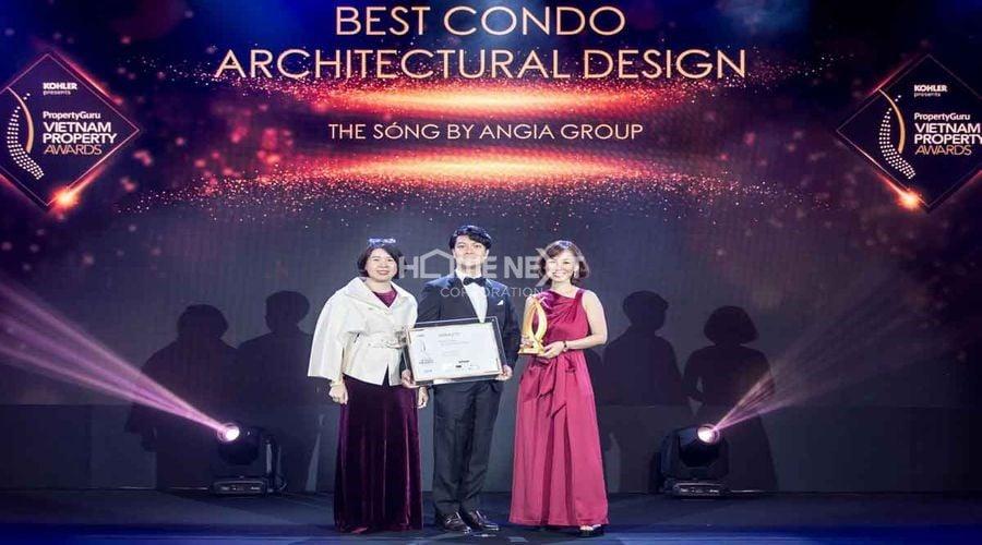 Dự án The Sóng tại giải thưởng thường niên Vietnam Property Award năm 2019