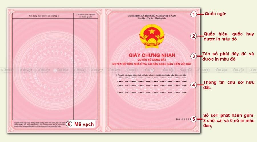 Sổ đỏ, sổ hồng là cách gọi về Giấy chứng nhận quyền sử dụng đất.