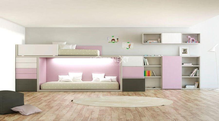 Giường ngủ thông minh cho không gian sống thoải mái hơn