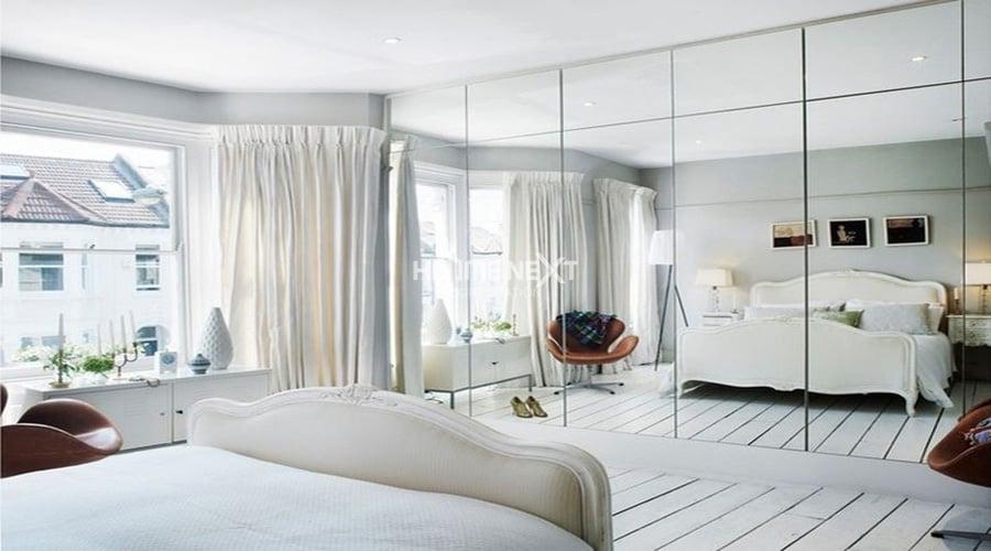 điều phòng ngủ cần tránh trong phong thủy