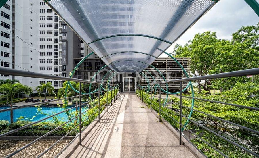 Cầu nối tại The Habitat Bình Dương