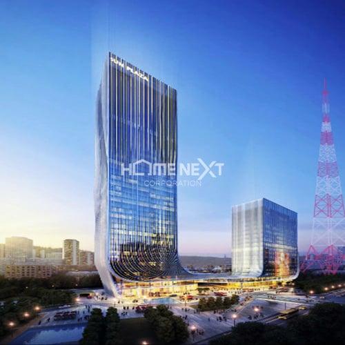 dự án căn hộ Happy One Central