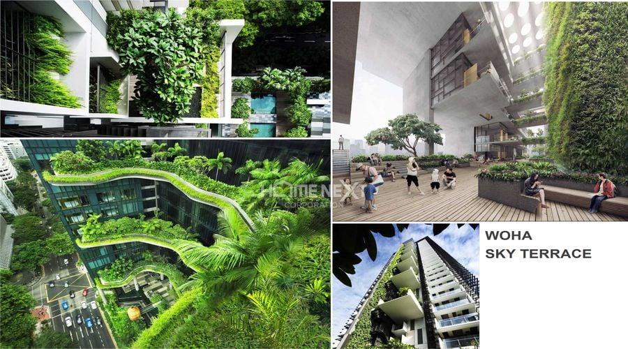 Hệ thống Green Zone chuẩn phong cách Singapore