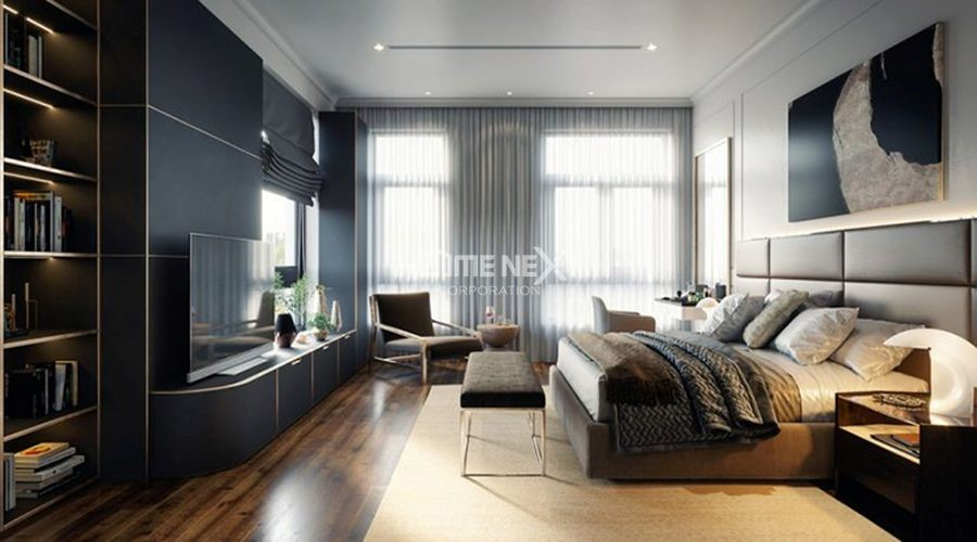 Sử dụng màu sắc trung tính trong nội thất hiện đại