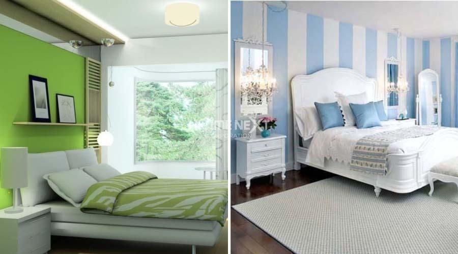 Tổng hợp những mẫu thiết kế phòng ngủ đẹp hợp phong thủy cho mệnh mộc 2