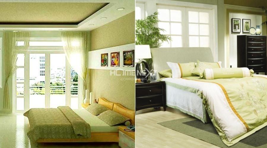 Tổng hợp những mẫu thiết kế phòng ngủ đẹp hợp phong thủy cho mệnh mộc 3