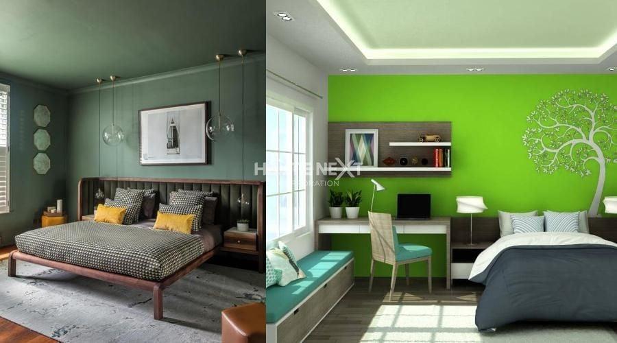 Tổng hợp những mẫu thiết kế phòng ngủ đẹp hợp phong thủy cho mệnh mộc 4
