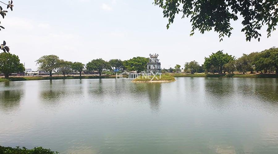 Hồ Gươm Thuận An Bình Dương