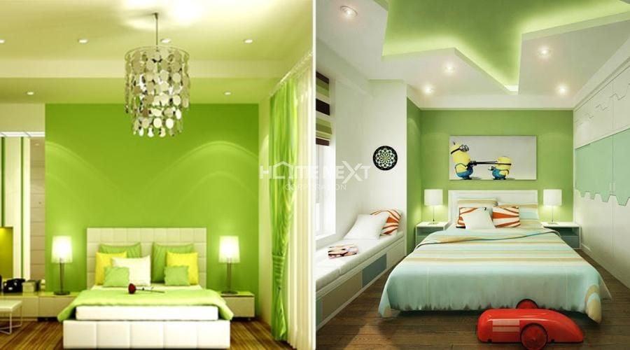 Tổng hợp những mẫu thiết kế phòng ngủ đẹp hợp phong thủy cho mệnh mộc 1