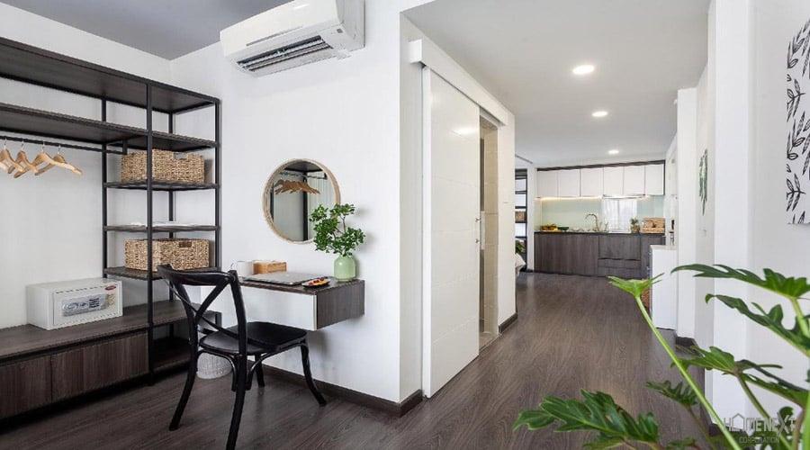 nhận bàn giao căn hộ hình thành trong tương lai