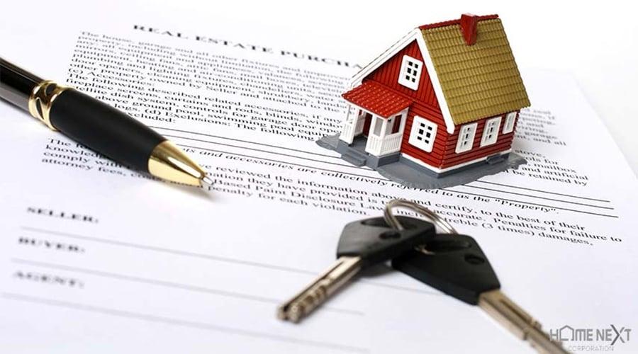 hợp đồng mua căn hộ