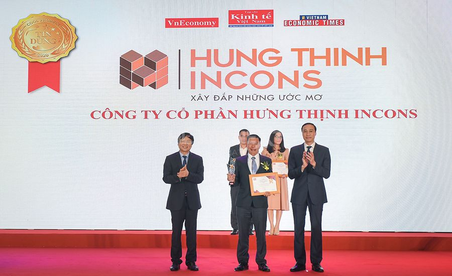 Giải thưởng doanh nghiệp xây dựng uy tín 2020