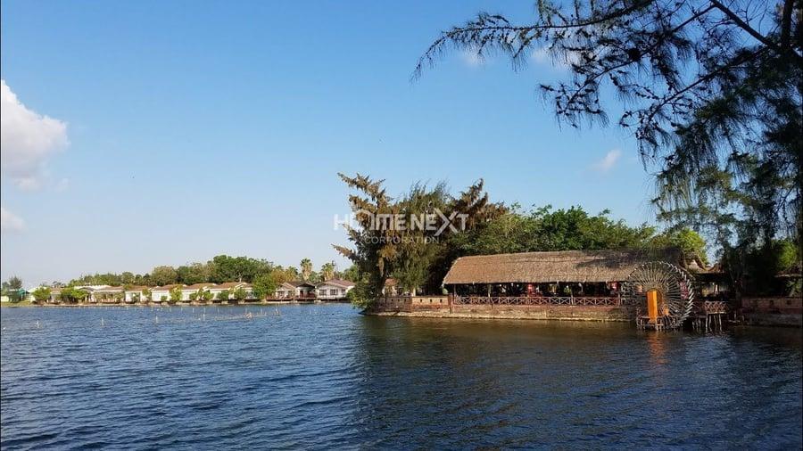 Hình ảnh khu du lịch sinh thái Hồ Nam Tx.Tân Uyên Bình Dương